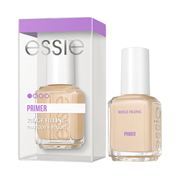 Essie Fill the gap Primer Resurface + Smooth nail polish