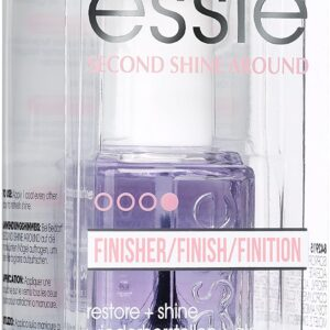 Essie Second Shine  Around Finisher Restore and Shine