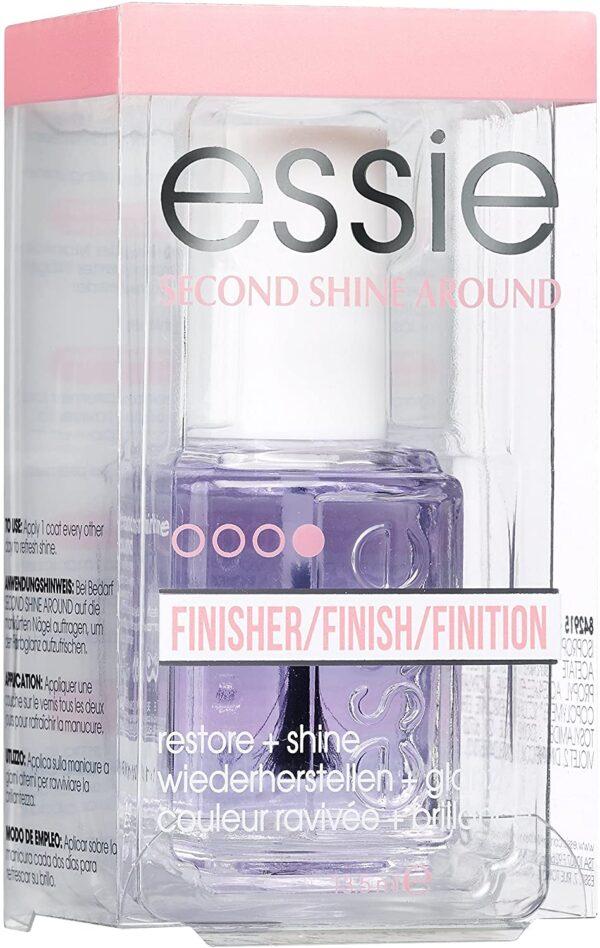 Essie Second Shine  Around Finisher Restore and Shine