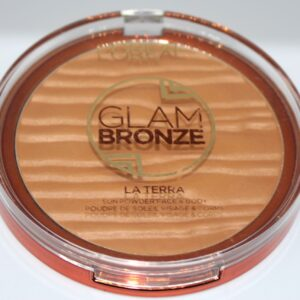 L'Oreal Glam Bronze La Terra Sunpowder face & body