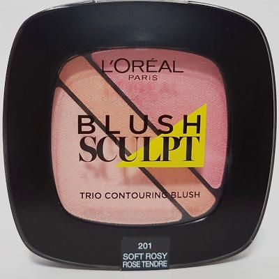 L'Oreal Blush Sculpt Trio Contouring Blush