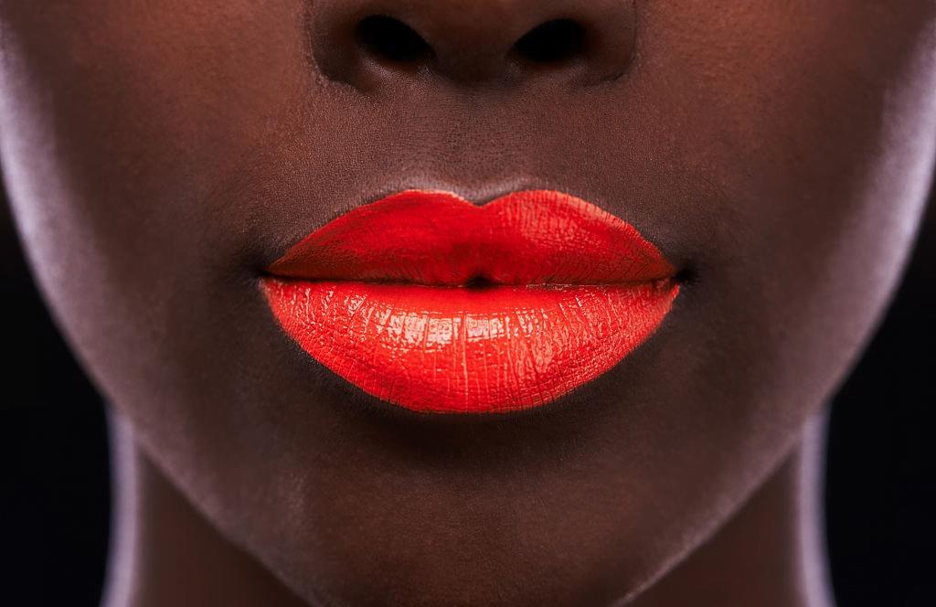 african lipstick