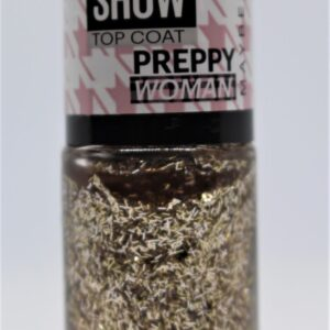 Maybelline Nail Polish Colourshow Top Coat Preppy Woman