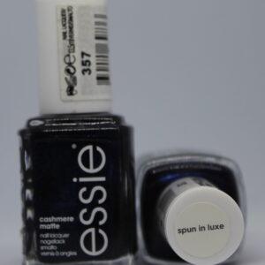 Essie Nail Polish Cashmere Matte Spun in Luxe