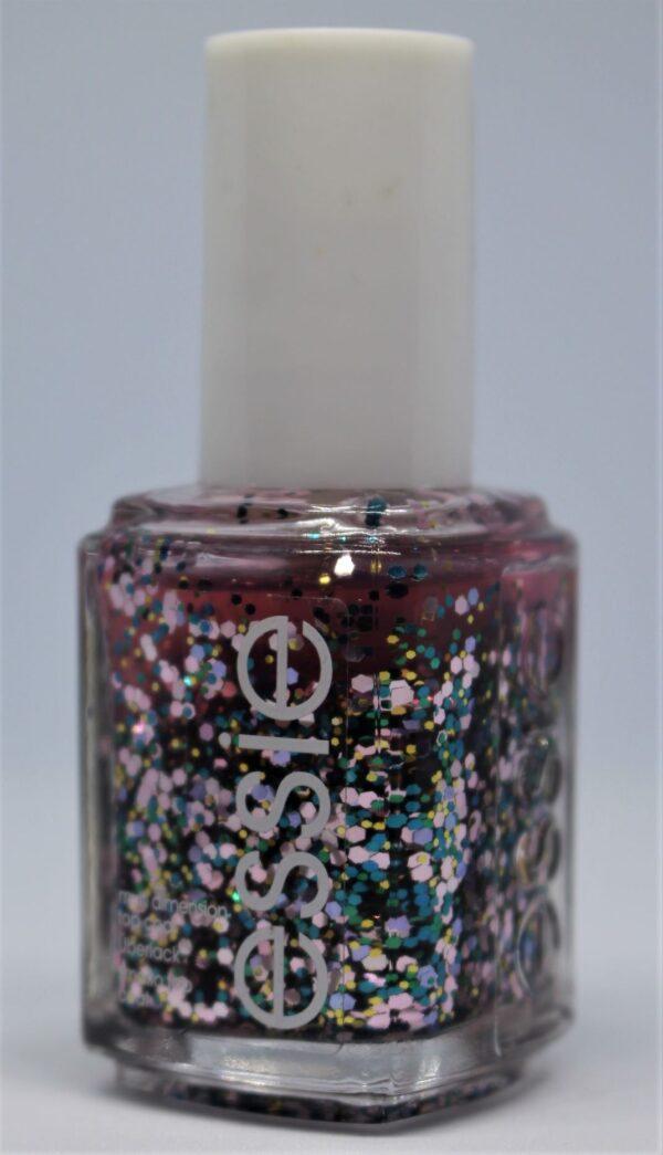 Essie Top Coat Glitter 301 Jazzy Jubilant