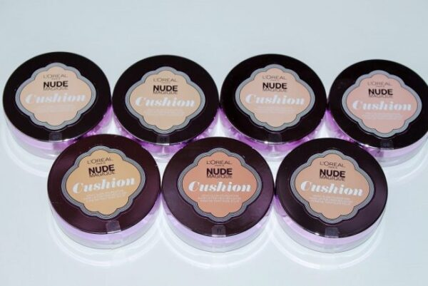 L'Oreal Nude Magique Cushion Dewy Glow Foundation Makeup
