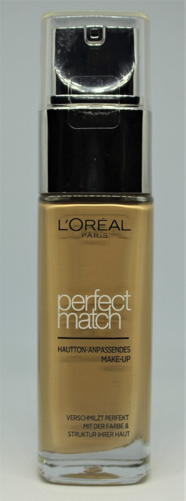 L'Oreal Perfect Match Makeup Golden Natural