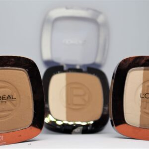L'Oreal Glam Bronze Duo Powder 101