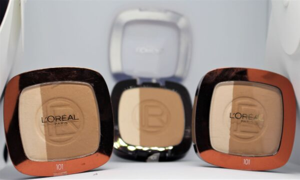 L'Oreal Glam Bronze Duo Powder 101