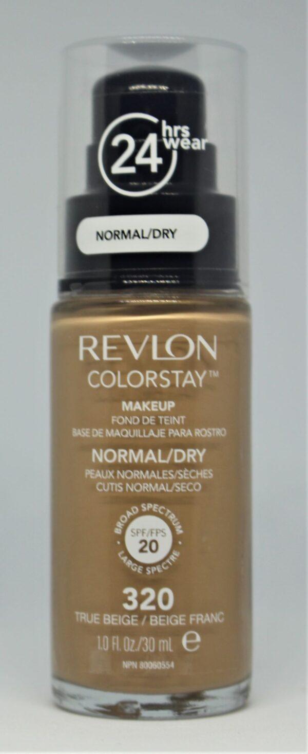 Revlon Colourstay Makeup SPF 20 320 True Beige
