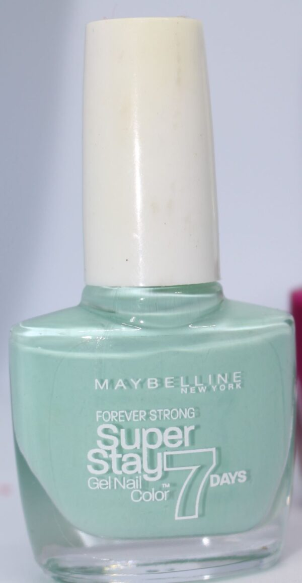 Maybelline Forever Strong Super Stay 7 Days Gel Nail Colour