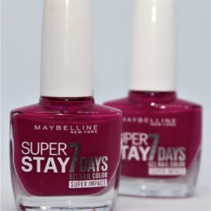 Maybelline Super Stay 7 Days Gel Nail Colour