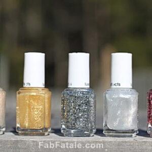 Essie Top Coat Glitter