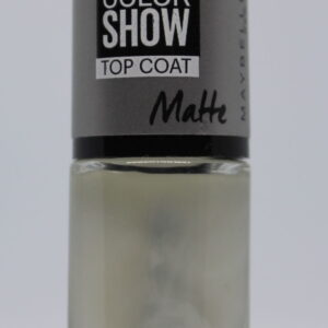Maybelline Nail Polish Colorshow Top Coat Matte